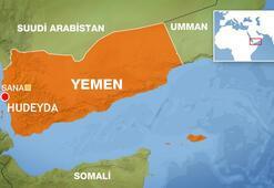 Suudi Arabistan, Hudeyda kentindeki Husileri bombardımana tuttu