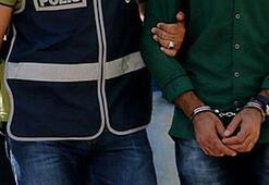 Zonguldakta FETÖ operasyonunda 9 kişiye yakalama