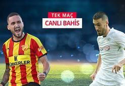 Göztepe - Konyaspor canlı bahis heyecanı Misli.comda