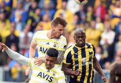 Fenerbahçe ile MKE Ankaragücü 101. randevuda