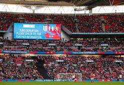 2023 Şampiyonlar Ligi finali Wembleye...