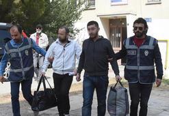 Kütahyada aranan 11 kişi yakalandı