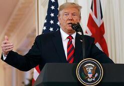 Trumptan bir açıklama daha: İrana girmek dünyadaki en kolay iş