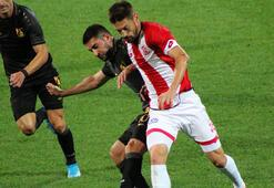 İstanbulspor - Balıkesirspor: 2-2