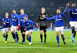 Schalke sahasında Mainzı yendi Ozan Kabak...