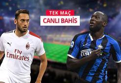 Milano Derbisi'de Milanın konuğu Inter Canlı bahisle Misli.comda...