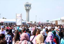 TEKNOFEST İstanbul 5. gününde ziyaretçilerini bekliyor