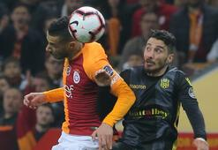 Yeni Malatyaspor sahasında Galatasaraya geçit vermiyor