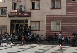HDP önündeki oturma eyleminde 19uncu gün