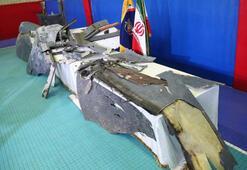 ABD, İsrail ve İngiltereye ait dronelar İran müzesinde
