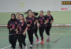 Goalball Kadın Milli Takımının hedefi Avrupa şampiyonluğu
