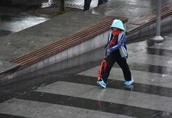 Meteorolojiden yeni uyarı geldi: Karla karışık yağmur bekleniyor