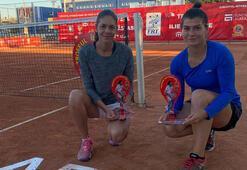 Başak Romanyada çiftlerde şampiyon