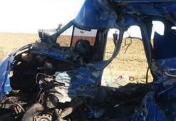 Ukraynada feci kaza: 9 ölü