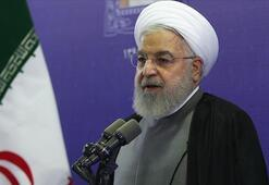 İran Cumhurbaşkanı Ruhani: ABD ve İsrail aramızdaki çatlak ve ihtilaflardan istifade etmek istiyor