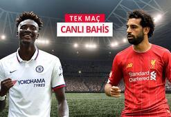 Chelseanin konuğu Liverpool Misli.comda tek maç, canlı bahis...