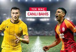 Galatasaray, Yeni Malatyaspor deplasmanında Canlı bahisle Misli.comda...