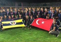 Fenerbahçeden Avrupada çifte zafer