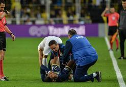 Rodrigues, Galatasaray derbisinde yok Açıklama geldi