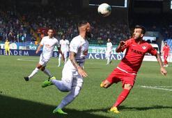 Çaykur Rizespor-Gazişehir Gaziantep: 1-2