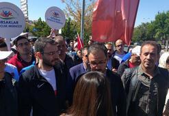 Bakan Kasapoğlu, Beraber Yürüyelim etkinliğine katıldı