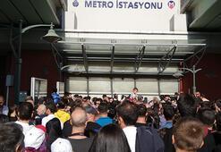Son dakika... Atatürk Havalimanına metro seferleri valilik ve belediyenin aldığı kararla durdu