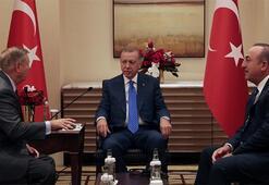 Cumhurbaşkanı Erdoğanın diplomasi trafiği başladı