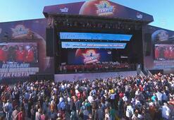 Teknofest dünya rekoru kırdı