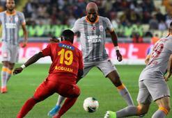 Yeni Malatyaspor - Galatasaray: 1-1