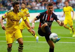 Borussia Dortmund, Frankfurt deplasmanından 1 puanla döndü