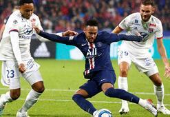 Paris Saint-Germain yine Neymarla kazandı
