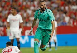 Real Madrid deplasmanda Sevillayı yendi