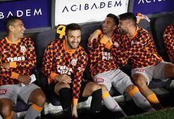 Galatasarayda 227 milyonluk kulübe...