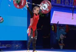 Şaziye Erdoğan: Çok şükür dünya şampiyonu oldum