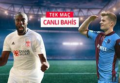 Sivasspor - Trabzonspor maçı heyecanı Misli.comda