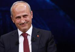 Ankara-Sivas YHTde yüzde 95 ilerleme sağlandı