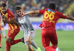 Yeni Malatyaspor, Galatasaray serisini sürdürdü