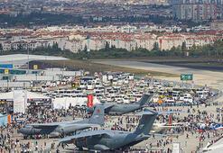 TEKNOFEST İstanbulu 1 milyon 750 bin kişi gezdi