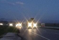 Sabahın erken saatlerinde başladı Sınırda hareketlilik
