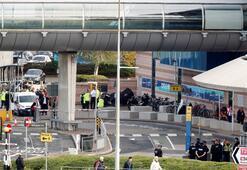 Son dakika... Manchester Havalimanında bomba alarmı