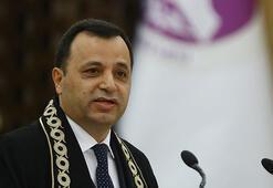 AYM Başkanı Arslan rakam verip açıkladı: 47 bin bireysel başvuru var
