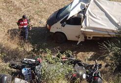 Tire Emniyet Müdürü, motosiklet kazasında yaralandı