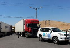 BMden İdlibe insani yardım