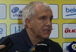 Zeljko Obradovic: Yönetimle yeni transferler için görüşme halindeyiz
