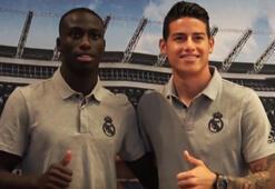 Real Madridin yıldızları taraftarlarla buluştu