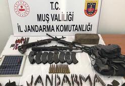 Muşta PKKlı 3 terörist etkisiz hale getirildi