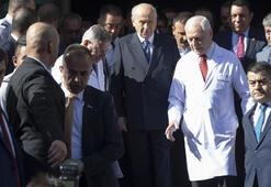 Son dakika... MHP lideri Bahçeli taburcu oldu