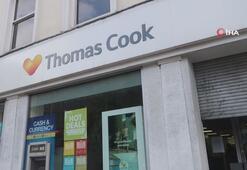 Thomas Cook ofisleri kepenk indirdi