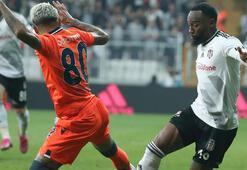 Beşiktaş - Başakşehir: 1-1