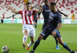 Sivasspor - Trabzonspor: 2-1